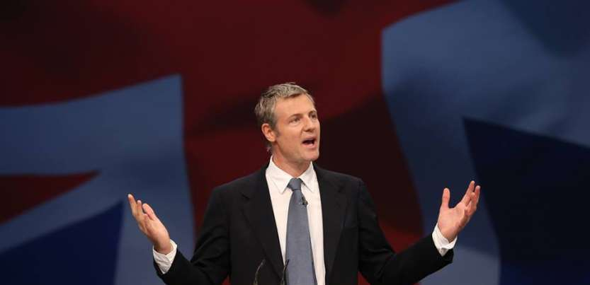 Zac Goldsmith is the Conservative MP for Richmond Park and London mayoral candidate